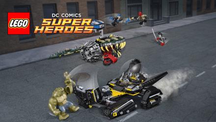 LEGO CrocSmashSet