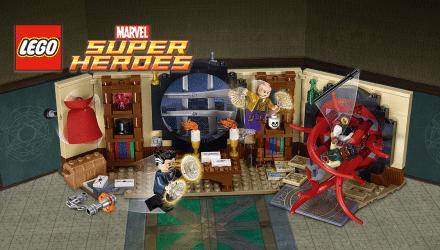 LEGO DrStrange