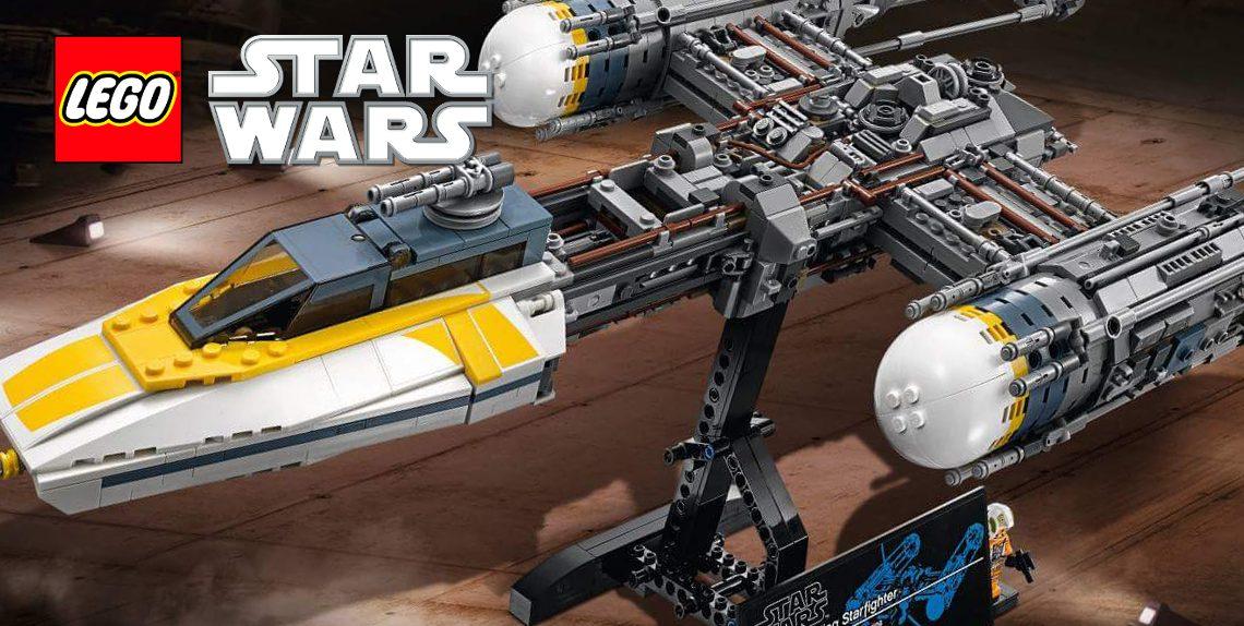 LEGO Star Wars UCS Y-Wing Announced - Life In Brick