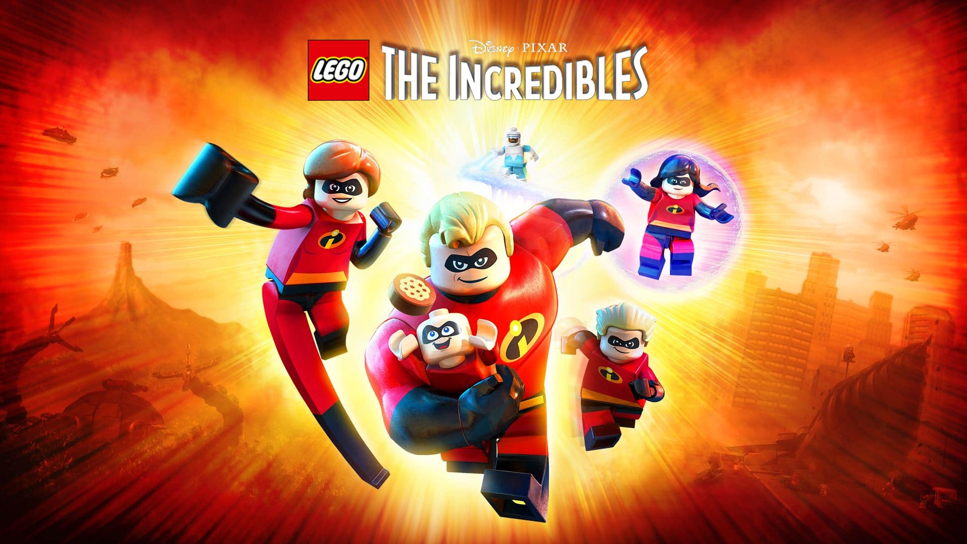 LEGO The Incredibles Guides