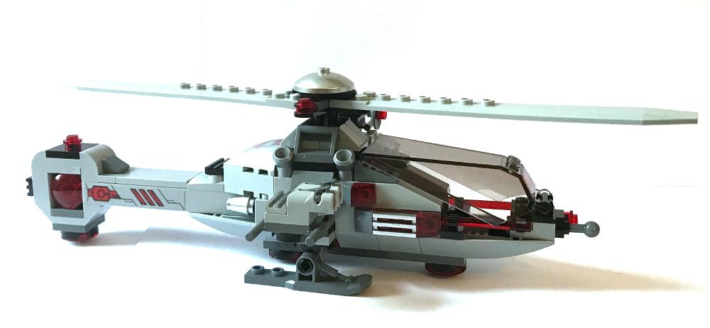76098 Minifigures