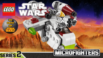 LEGOStarWars RepublicGunship