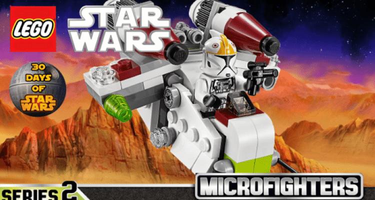 LEGOStarWars RepublicGunship