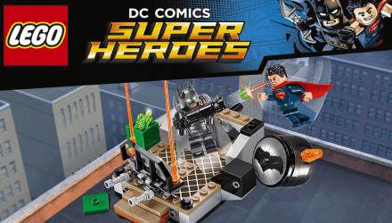 Lego ClashHeroes