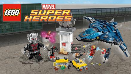 LegoAirport Main