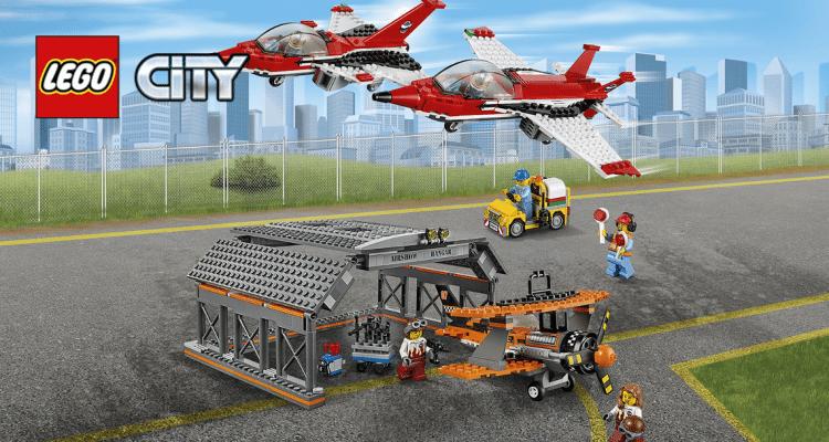 LegoCity Airport