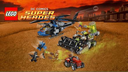 LEGO BatmanScarecrow