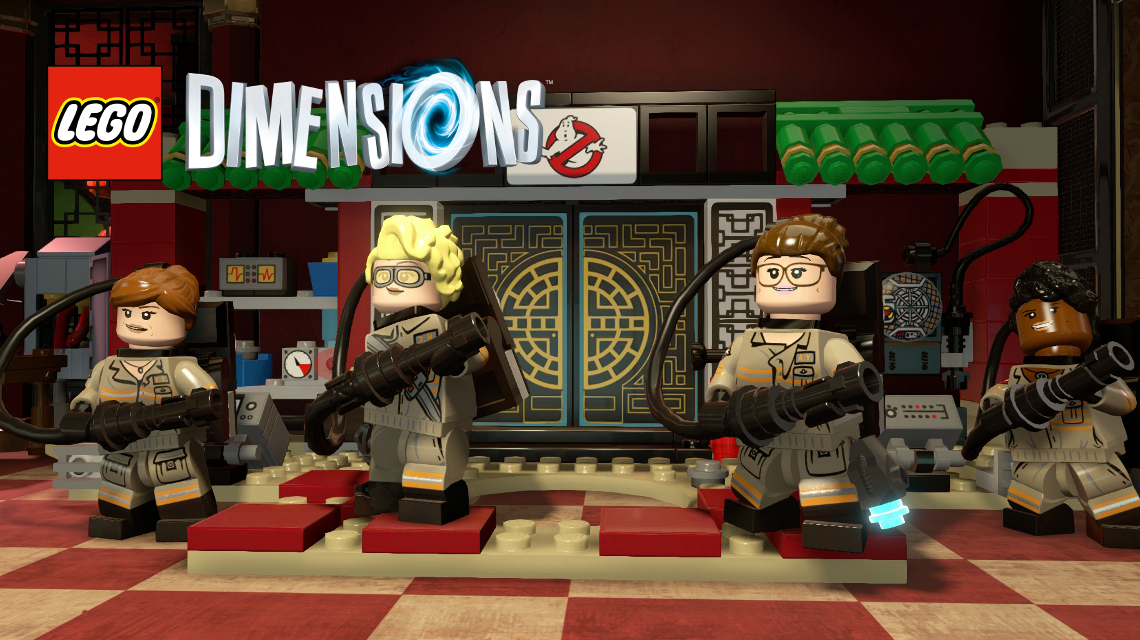 Lego Dimensions Ghostbusters 2016 Story Pack 71242 Review