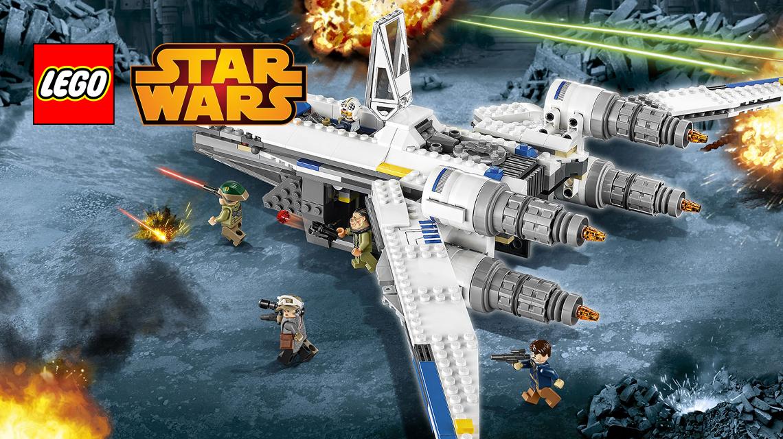 Brand New in Box 75155 LEGO Star Wars Rebel U-Wing Fighter