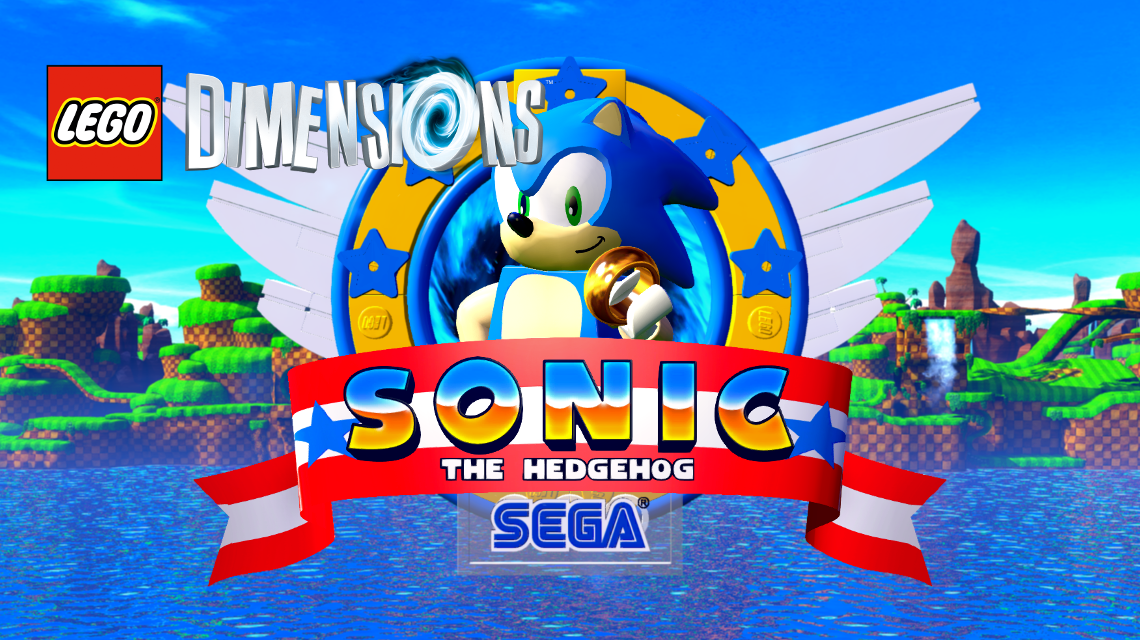 Lego Dimensions Sonic The Hedgehog Level Pack 71244 Review
