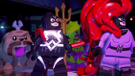 LEGO Inhumans