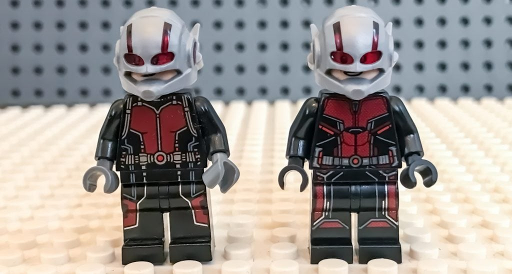 Ant-Man and The Wasp Ghost LEGO Marvel Super Heroes Quantum Realm Explorers
