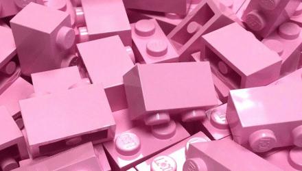 lego pink