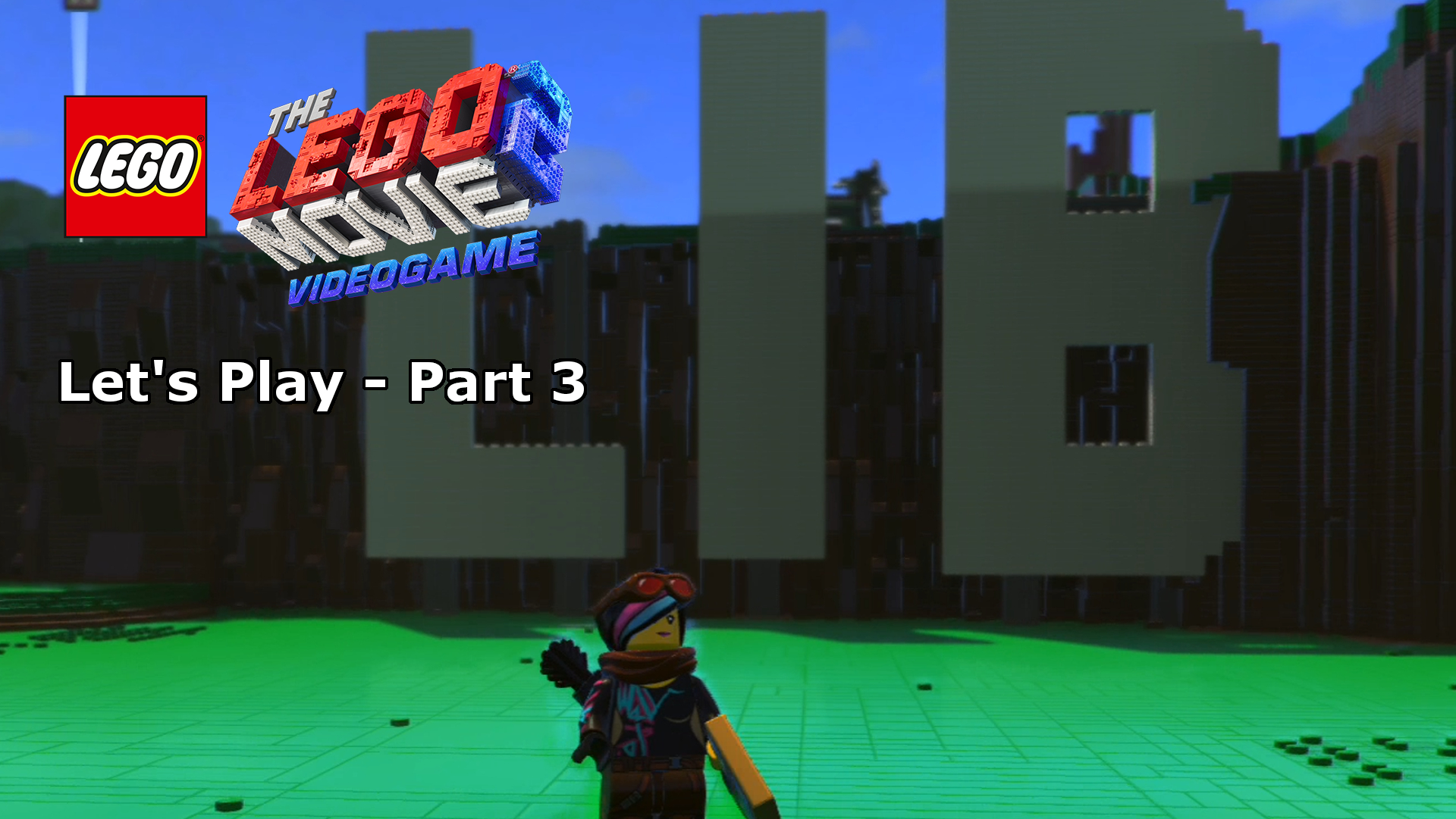 Let S Play The Lego Movie 2 Video Game 3 A World Of My Own