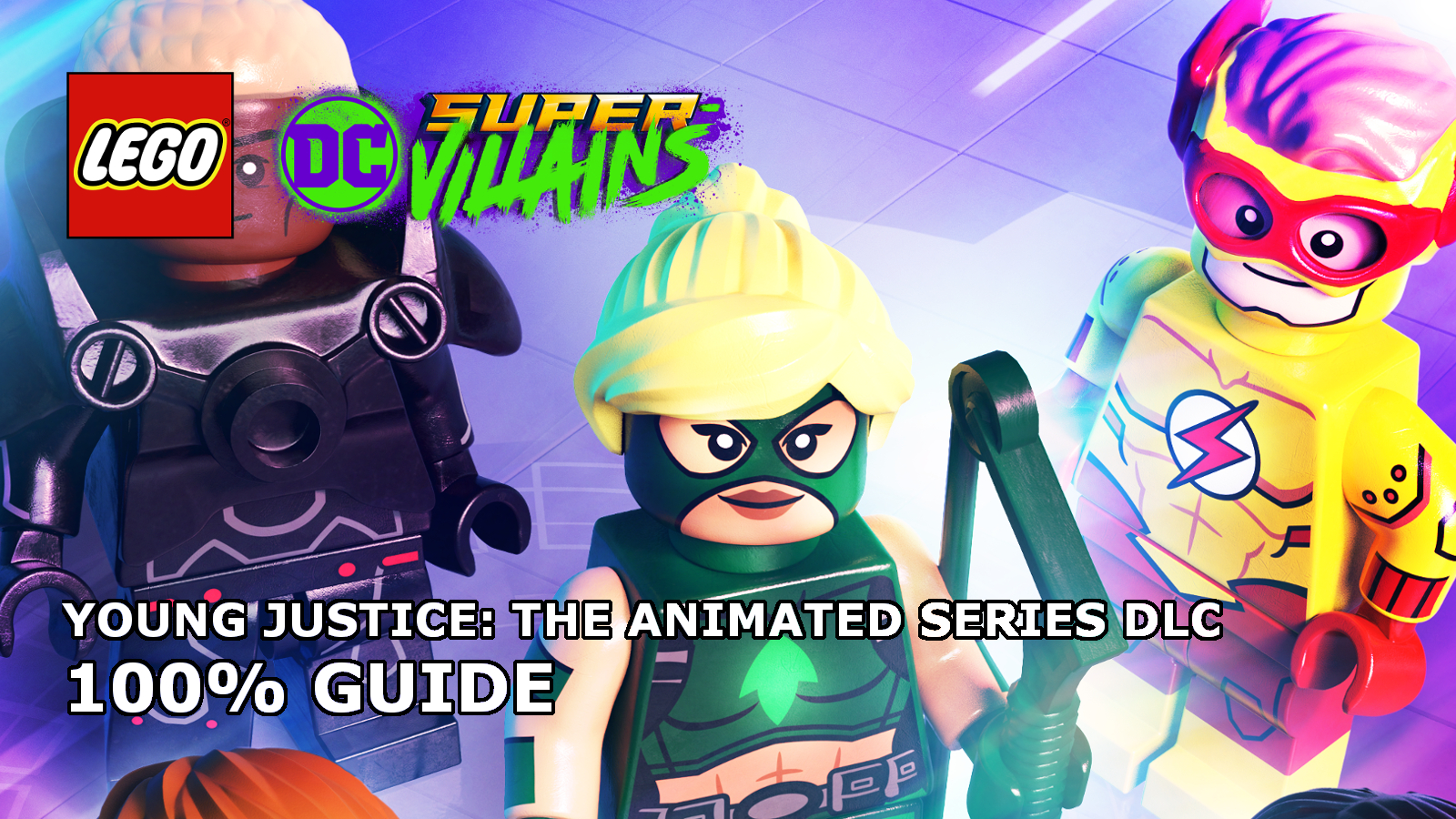 LEGO DC Super-Villains - Young Justice: The Animated Series