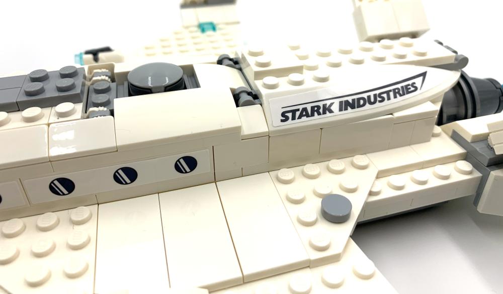 Stark Jet