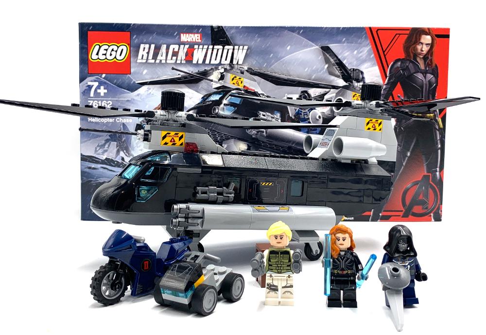 Black Widow Overall