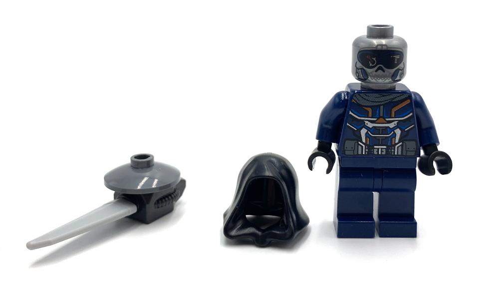 Taskmaster Figure