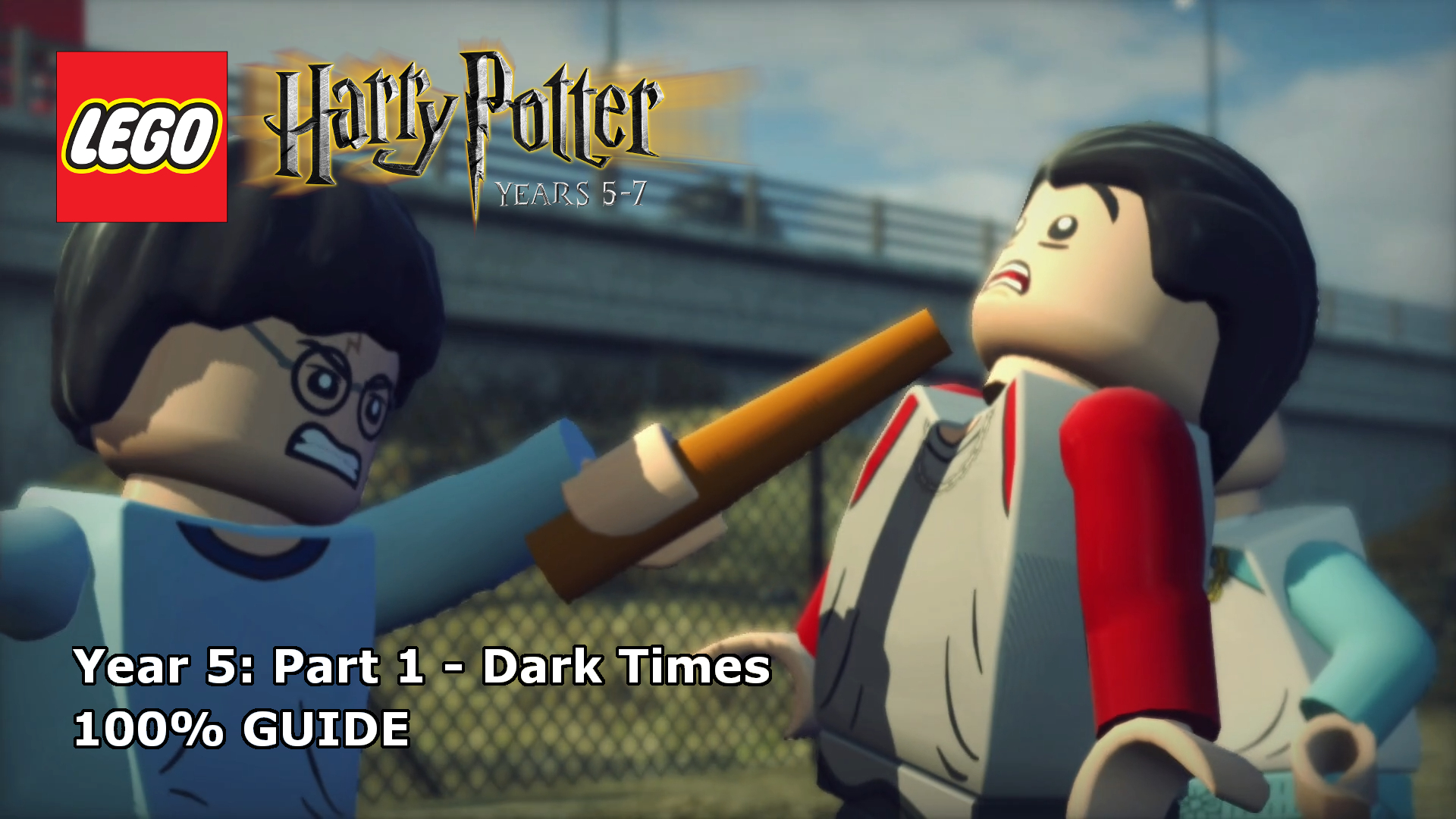 Lego Harry Potter Years 5 7 Dark Times 100 Guide