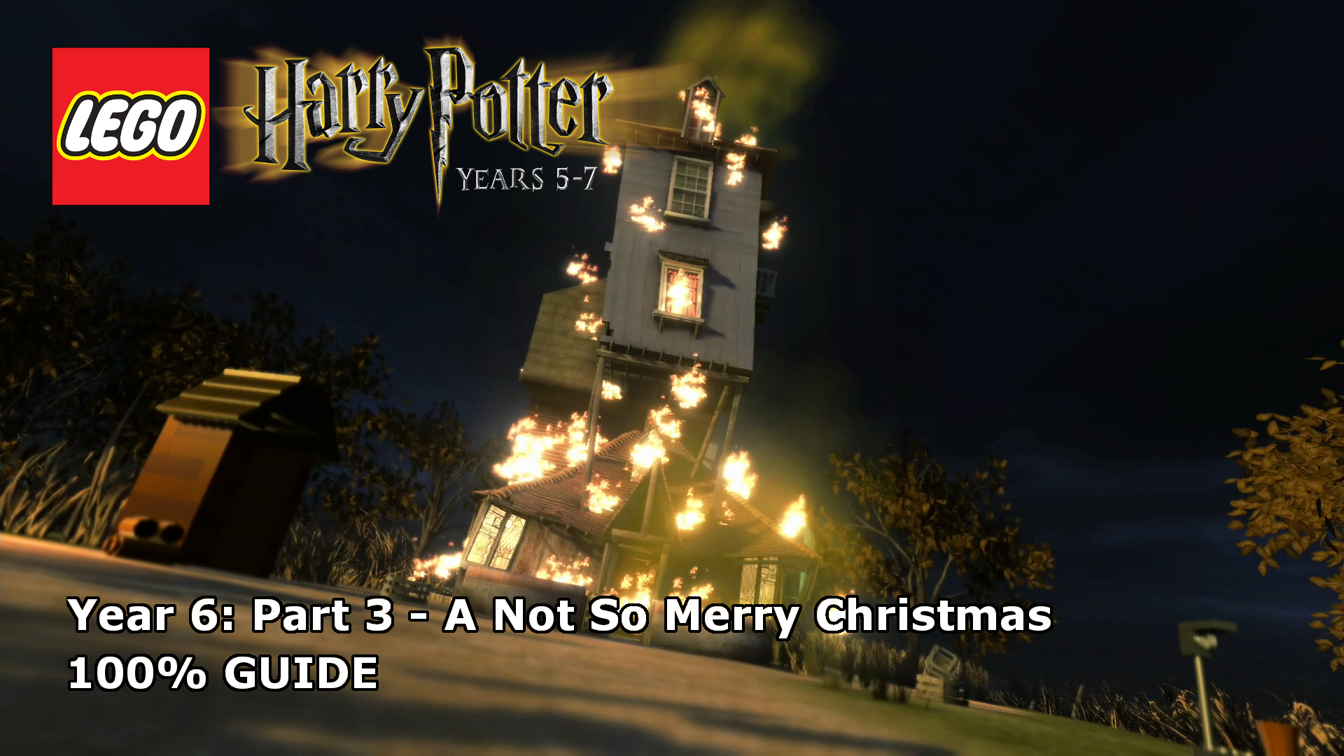 Lego Harry Potter Years 5 7 A Not So Merry Christmas 100 Guide