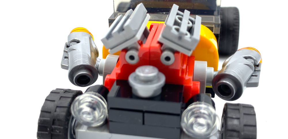 Hot Rod Front 76167
