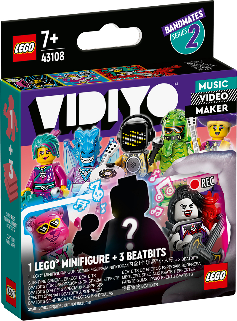 LEGO VIDIYO BandMates Box