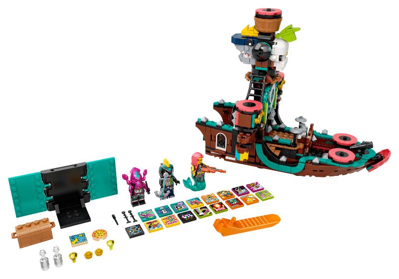 LEGO VIDIYO Punk Pirate Ship Prod