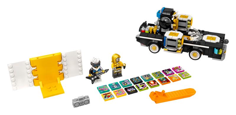 LEGO VIDIYO Robo HipHop Car Prod