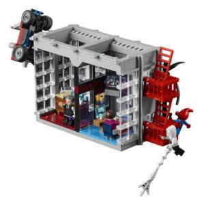 LEGO Marvel Daily Bugle